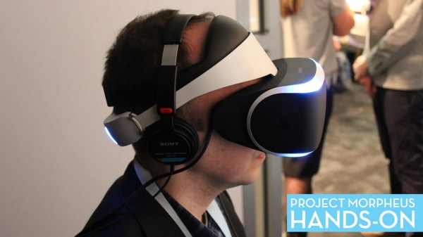 We Just Tried Sony's PS4 Virtual Reality Headset. We Like ...