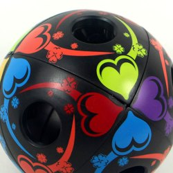 Головоломка QJ 2x2x2 lucky clover ball