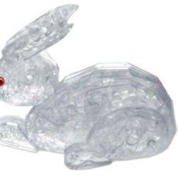 3D Crystal Puzzle «Кролик»