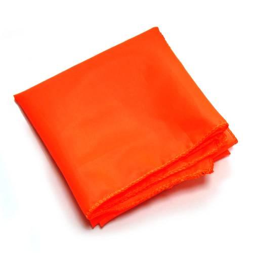 Ярко оранжевый платок