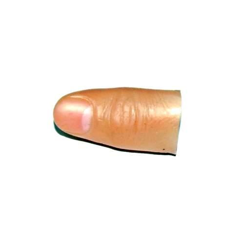 Палец с платком