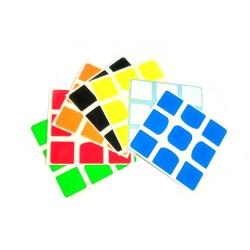 Наклейки на кубик Рубика 3х3