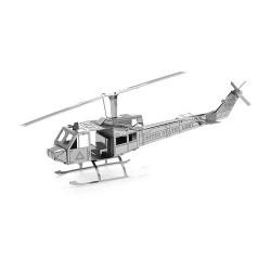 Металлический 3D-пазл Вертолет