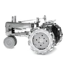 Металлический 3D-пазл Трактор