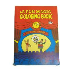 Магическая книжкараскраска