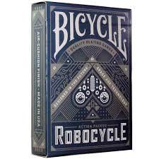 Покерные карты Bicycle Robocycle