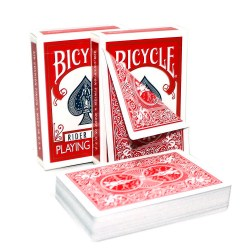 Карты для фокусов Bicycle Double Back