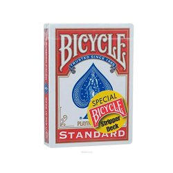 Конусная колода Bicycle Stripper Deck