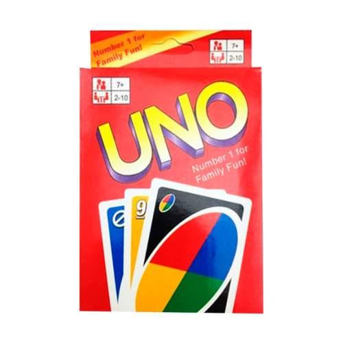 Семейная игра Uno