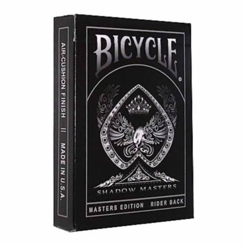 Карты Bicycle Shadow Master