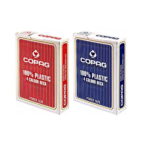 Карты покерные Copag 4 Color
