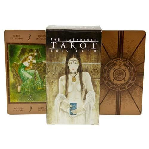 Карты Таро Labyrinth Tarot (Лабиринт)