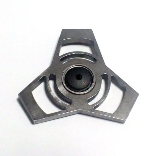 Fidget Spinner Мотор из стали Steampunk серия
