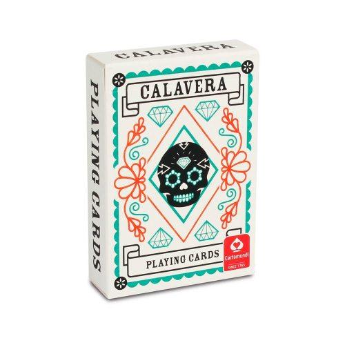 Покерные карты Cartamundi Calavera