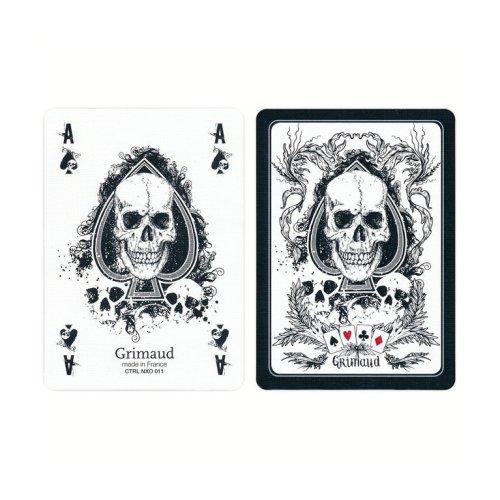 Покерные карты Cartamundi Death Game