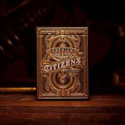 Коллекционные карты Citizen (Theory11)