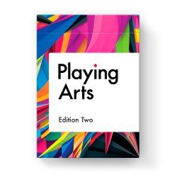 Дизайнерские карты Playing Arts Edition Two
