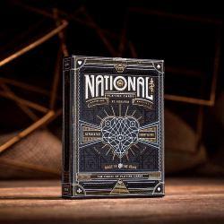 Покерные карты National (Theory11)