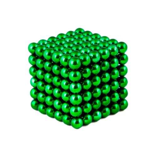 Неокуб 5 мм Зелёный