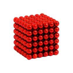 Неокуб NeoCube Красный (5 мм)