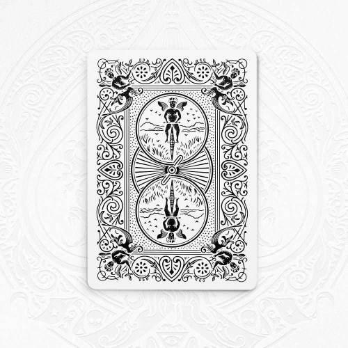 Покерные карты Bicycle Ghost Legacy