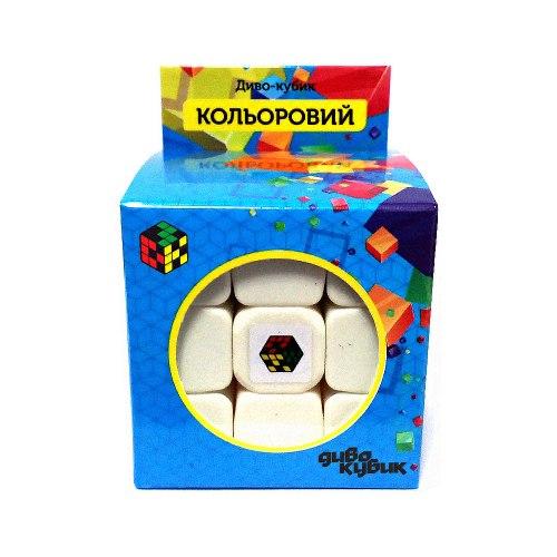 Кубик Рубика 3х3 Дивокубик Цветной