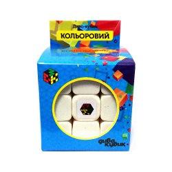 Кубик Рубика 3х3 Диво-кубик Цветной