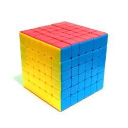 Кубик Рубика 6x6 MoFangJiaoShi MF6 Color
