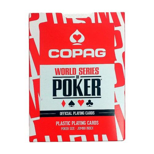 Покерные карты Copag WSOP World Series of Poker