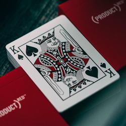 Покерные карты Product Red (theory11)