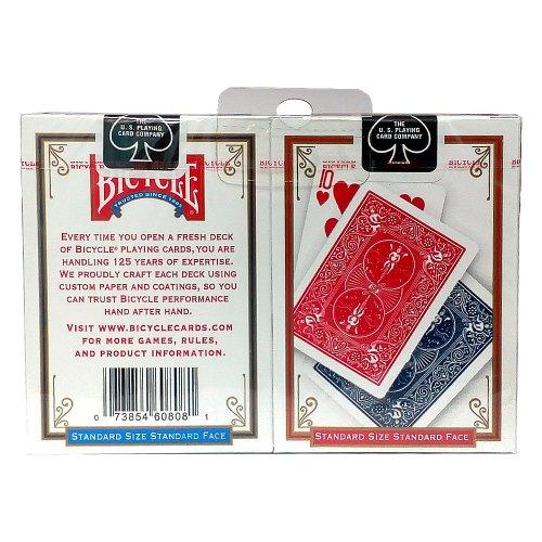 Набор покерных карт Bicycle Standard Double Deck