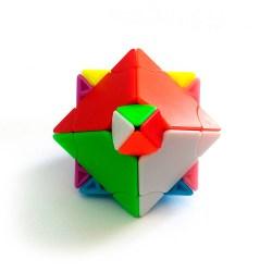 Головоломка FangShi Transform Pyraminx Octahedron
