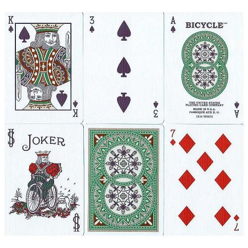 Покерные карты Bicycle Autumn