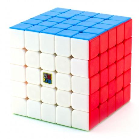 Кубик Рубика 5х5 MoYu MoFangJiaoShi MF5 Цветной