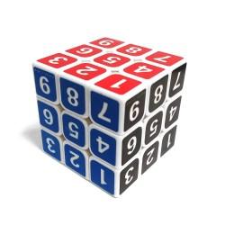 Кубик Рубика 3х3 Z-Cube Sudoku (Судоку-куб)