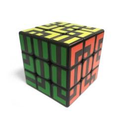 Кубик Рубика 3х3 Z-Cube Maze Cube