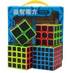Набор карбоновых кубов Z-cube