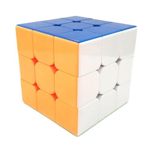 Кубик Рубика 3x3 HeShu Цветной 9 см