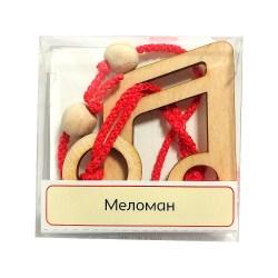 Верёвочная мини-головоломка Меломан