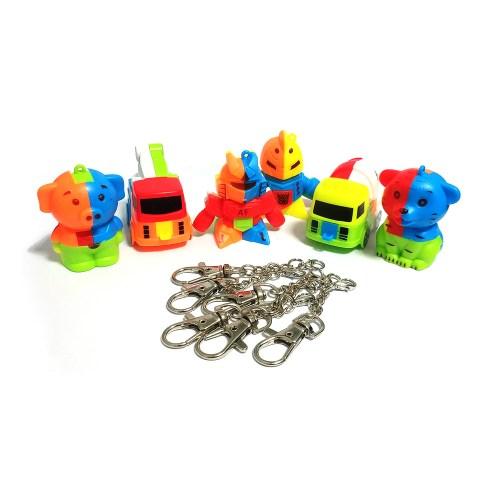 Набор брелков ZCube 6 Luban Locks