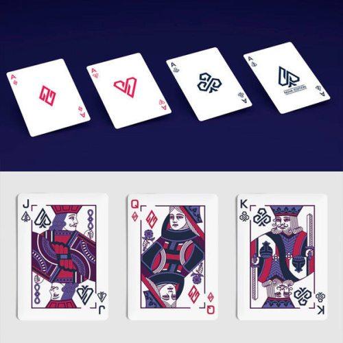 Покерные карты Odyssey Nova Edition