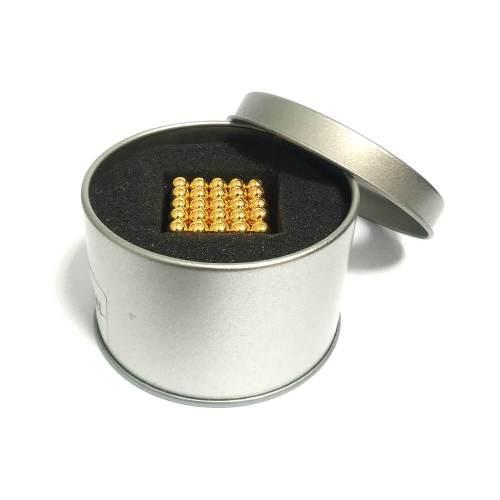 Неокуб NeoCube Золотой 5x5