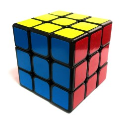 Кубик Рубика 3х3 Z-Cube War Horse Черный