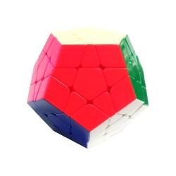 Мегаминкс 3x3 JieHui Цветной