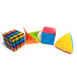 Набор механических головоломок FanXin Cube Series