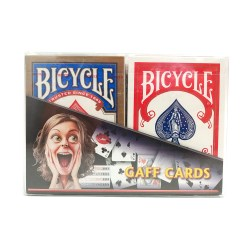 Карты для фокусов Bicycle Gaff Cards