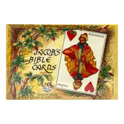 Набор игральных карт Piatnik Jacob's Bible 2 колоды
