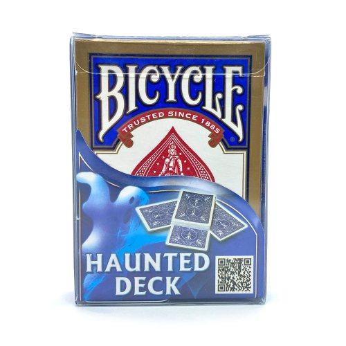 Карты для фокусов Bicycle Haunted Deck