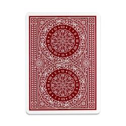 Покерные карты Tycoon Red