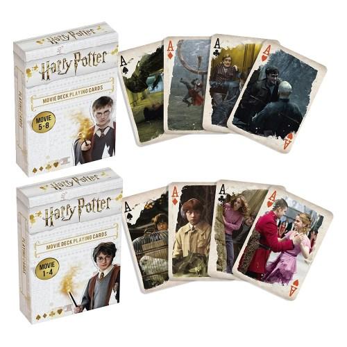 Покерные карты Harry Potter